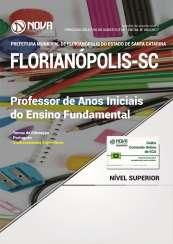 Apostila Prefeitura de Florianópolis - SC - Prof. de Anos Iniciais de Ensino Fundamental
