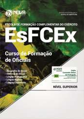 Apostila Exército Brasileiro (EsFCEx) - Curso de Formação de Oficiais