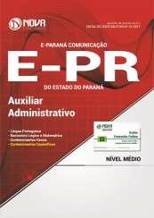 Apostila E-PR - Auxiliar Administrativo