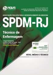 Apostila SPDM-RJ - Técnico de Enfermagem