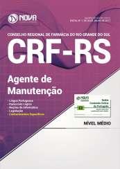 Apostila CRF-RS - Agente de Manutenção