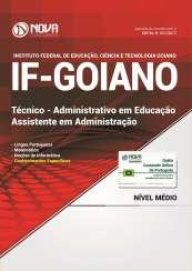 Apostila IF Goiano - Assistente em Administração