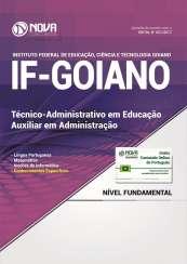 Apostila IF Goiano - Auxiliar em Administração