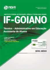 Apostila IF Goiano - Assistente de Alunos