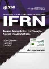 Apostila IFRN - Auxiliar em Administração