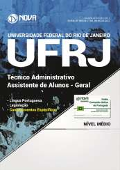 Apostila UFRJ - Assistente de Alunos - Geral