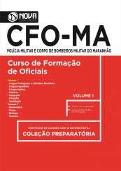 Apostila CFO-MA - Curso de Formação de Oficiais