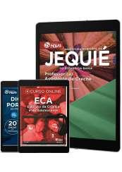 Download Apostila Prefeitura de Jequié - BA Pdf- Professor (a) Assistente de Creche