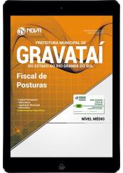 Download Prefeitura de Gravataí-RS PDF - Fiscal de Posturas