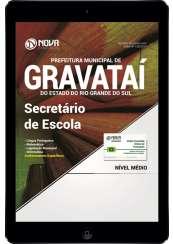 Download Prefeitura de Gravataí-RS PDF - Secretário de Escola