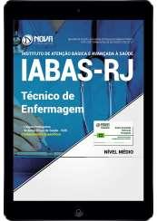 Download Apostila IABAS-RJ PDF - Técnico de Enfermagem