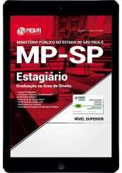 Download Apostila MP-SP Pdf - Estagiário (Graduação na Área de Direito)