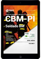 Download Bombeiros PI (CBM-PI) PDF - Soldado BM