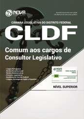 Apostila Câmara Legislativa do DF (CLDF) - Comum aos Cargos de Consultor Legislativo