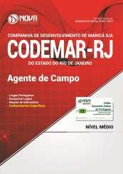 Apostila Codemar-RJ (Pref. de Maricá) - Agente de Campo