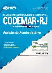 Apostila Codemar-RJ (Pref. de Maricá) - Assistente Administrativo