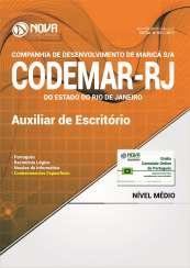 Apostila Codemar-RJ (Pref. de Maricá) - Auxiliar de Escritório