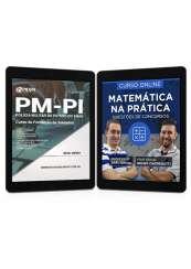 Combo PM-PI Pdf – Soldado + Curso Online Matemática na Prática