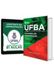 Combo UFBA – Apostila Assistente em Administração + Curso Online