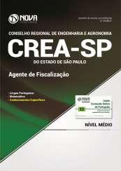 Apostila CREA-SP - Agente de Fiscalização