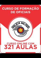 Curso Online PM - SP 2017 - Curso de Formação de Oficiais