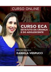 Curso Online ECA (Estatuto da Criança e do Adolescente)