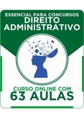 Curso Online Essencial para Concursos - Direito Administrativo