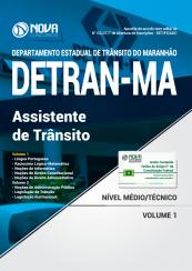 Apostila DETRAN - MA - Assistente de Trânsito