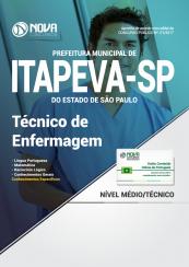 Apostila Prefeitura de Itapeva - SP - Técnico de Enfermagem