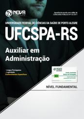 Apostila UFCSPA - RS - Auxiliar em Administração