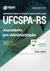Apostila UFCSPA - RS - Assistente em Administração