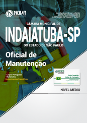Apostila Câmara Municipal de Indaiatuba - SP - Oficial de Manutenção