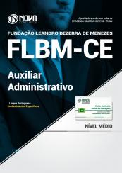 Apostila FLBM - CE - Auxiliar Administrativo