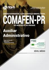 Apostila COMAFEN - PR - Auxiliar Administrativo