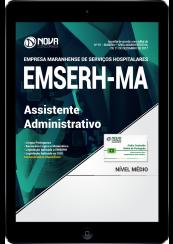 Download Apostila EMSERH - MA PDF - Assistente Administrativo