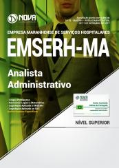 Apostila EMSERH - MA - Analista Administrativo