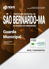 Apostila Prefeitura De São Bernardo - MA - Guarda Municipal