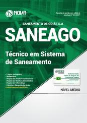 Apostila SANEAGO - Técnico em Sistema de Saneamento