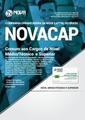 Apostila NOVACAP - Comum aos Cargos de Nível Médio/Técnico e Superior