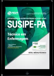 Download Apostila SUSIPE-PA PDF - Técnico em Enfermagem