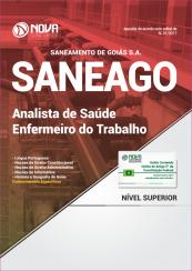 Apostila SANEAGO - Analista de Saúde - Enfermeiro do Trabalho