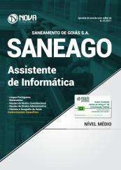 Apostila SANEAGO - Assistente de Informática