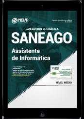 Download Apostila SANEAGO PDF - Assistente de Informática