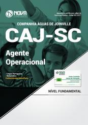 Apostila CAJ-SC - Agente Operacional