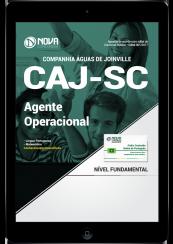 Download Apostila CAJ-SC PDF - Agente Operacional