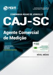 Apostila CAJ-SC - Agente Comercial de Medição