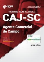 Apostila CAJ-SC - Agente Comercial de Campo