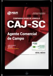 Download Apostila CAJ-SC PDF - Agente Comercial de Campo