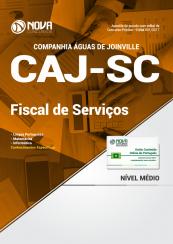 Apostila CAJ-SC - Fiscal de Serviços