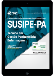 Download Apostila SUSIPE-PA PDF - Técnico em Gestão Penitenciária: Enfermagem